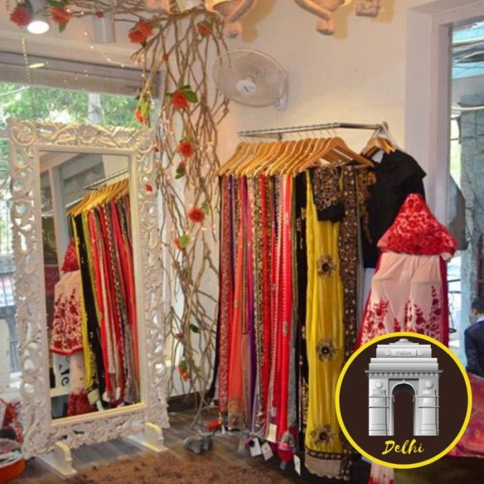 16 Top Designer Boutiques In Delhi Ncr Fashion Goalz